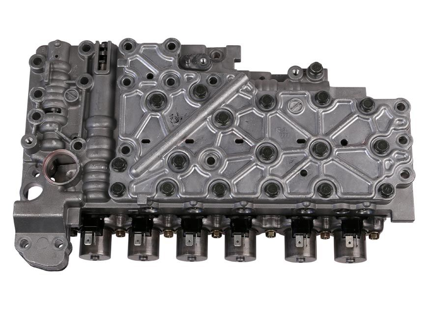 Mitsubishi F5A51 97-UP Valve Body